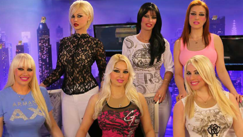 Pinar en Viola – Islamic Showgirls